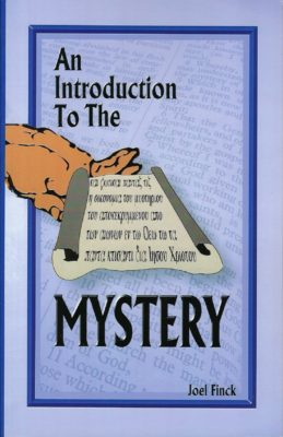 An Introduction To The Mystery